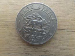 East Africa  1  Shilling  1948  Km 31 - Colonia Britannica