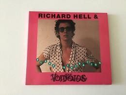 Rox Blank Generation Richard Hell & The Voidoids CD - Punk