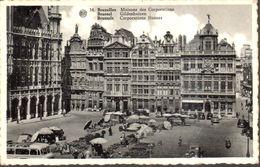 CP - Belgique - Bruxelles - Maisons Des Corporations - Monuments, édifices