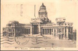 CP - Belgique - Bruxelles - Palais De Justice - Monuments, édifices