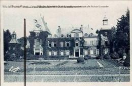 VILLE-lez-HAMOIR - Château De R. Lamarche - Défaut D'impression - Hamoir