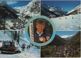 Saas-Almagell - Heimatort Von Pirmin Zurbriggen - VS Valais