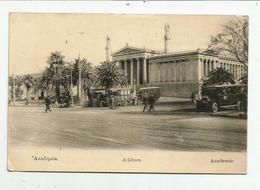 Y 53)ATENE -ACADEMIE - Grecia