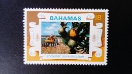Bahamas 1975 Agriculture Fruit Yvert 364 ** MNH - Bahamas (1973-...)