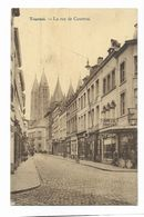 Tournai  ( M 4587 )  A L'Habit Et , Autres Des Commerces Rue De Courtrai - Tournai