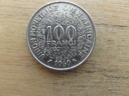 West Africa  100  Francs  1969  Km 4 - Autres – Afrique