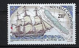 """Nle-Caledonie YT 872 """" Corvette Alcmène """" 2002 Neuf** - Nuova Caledonia"""