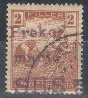 1919 - Prekomurje SHS Pretisak Na Marci Zetelice Punca (1500) - Croacia