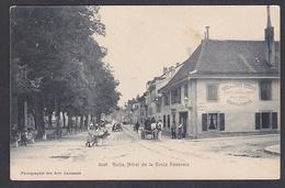 Rolle, Hôtel De La Croix Fédérale - VD Vaud