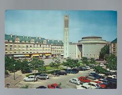 Morbihan Lorient Place Alsace Lorraine Eglise Automobiles ( 4L,coccinelle, Autres) - Turismo