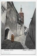 Tanger - Quartier Arabe - Undivided Back - Purger 1994 - Tanger