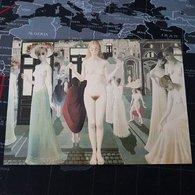 Paul Delvaux - Pompéi 1970 - Peintures & Tableaux