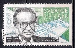 Sweden 1996 - Nobel Prize Winners - Oblitérés