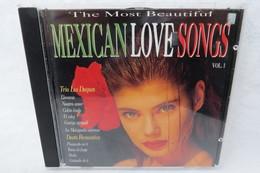 """CD """"Mexican Love Songs"""" Trio Los Duques, Dueto Romantico, Vol. 1, - Musik & Instrumente"""