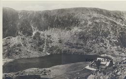 AK Schlesien, Riesengebirge, Am Kleinen Teich - Schlesien