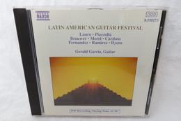 "CD ""Gerald Garcia Guitar"" Latin American Guitar Festival - Instrumental"