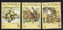 Slovenia - 2002 Children's Books Illustrations. MNH** - Slovénie