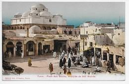 Tunis - Place Bab Souika, Mosquee De Sidi Mahres - Tunisia