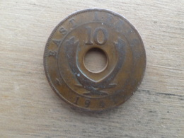 East Africa  10  Cents  1941  Km 26.1 - Colonia Britannica