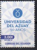 ECUADOR, 2018, MNH, EDUCATION, UNIVERSITY OF AZUAY,1v - Stamps