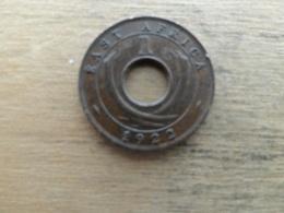 East Africa  1  Cent  1922 H  Km 22 - Colonie Britannique
