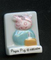 "FEVE - FEVES -   ""PEPPA PIG"" - 1 - PAPA PIG - Comics"