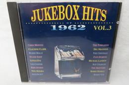 "CD ""Jukebox Hits Of 1962"" Vol. 3, Div. Interpreten - Compilations"