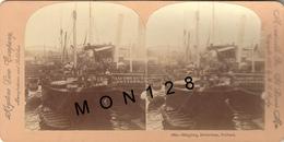 SHIPPING / MARINE - ROTTERDAM HOLLAND - 1897 B.L. SINGLEY - Photos Stéréoscopiques