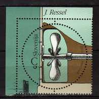 Slovenia 2002 Inventions - Propeller. Round Stamps  MNH - Slovénie