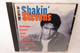 """CD """"Shakin' Stevens"""" The Hits Of Shakin' Stevens - Hit-Compilations"""