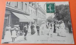 Carteret - La Rue De Paris - Carteret