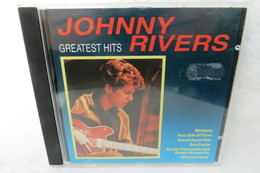 """CD """"Johnny Rivers"""" Greatest Hits - Compilations"""