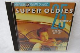 "CD ""25 Super Oldies"" Original Artists, Volume 2 - Compilations"