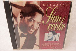 "CD ""Sam Cooke"" Greatest - Compilations"
