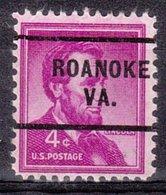 USA Precancel Vorausentwertung Preo, Locals Virginia, Roanoke 255 - Vereinigte Staaten