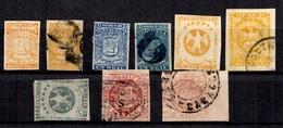 Venezuela Neuf Classiques 1859/1870. Bonnes Valeurs. A Saisir! - Venezuela