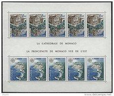 Monaco, BF N° 14** Y Et T, Bloc-feuillet,  Europa 1978 - Blocs