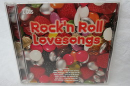"2 CDs ""Rock'n Roll Lovesongs"" Div. Interpreten - Compilations"