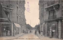 COLOMBES - LES VALLEES - Rue François 1er - Colombes