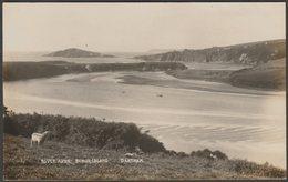 Bantham And Burgh Island, Devon, C.1920s - Ruth RP Postcard - England