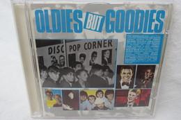 """CD """"Oldies But Goodies"""" Div. Interpreten - Compilations"""