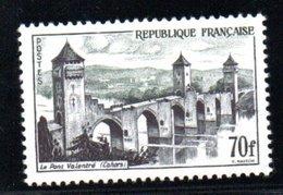 France / N 1119 / 70 Francs Noir / NEUF* - France
