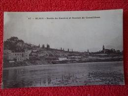 Alès- Alais, Ancien Nom De La Commune D'Alès - Alès