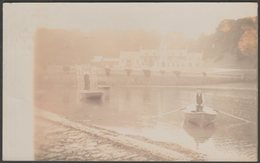 Place House, St Anthony In Roseland, Cornwall, 1907 - RP Postcard - England