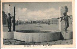 L32B_586 - Torino - Monumento E Piazza Balilla - Italia