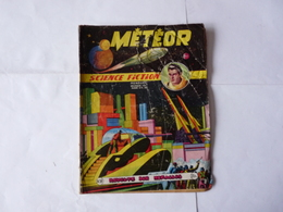 METEOR   MENSUEL   N° 38    Revolte Sur Heraclos    Juillet   1956 - Arédit & Artima