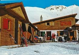 Italien AK Sexten Hahnspielhütte - Italien