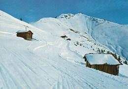 Italien AK Sexten Hasenköpfl Hahnspielhütte Im Winter - Italien