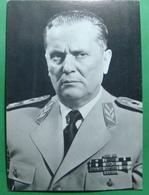 1960-70 JOSIP BROZ TITO - President Of Yugoslavia - Yugoslavia