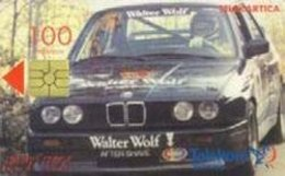 SLOVENIA SCHEDA TELEFONICA  BMW M 3 - Rallye / OMV Istrabenz - Cars